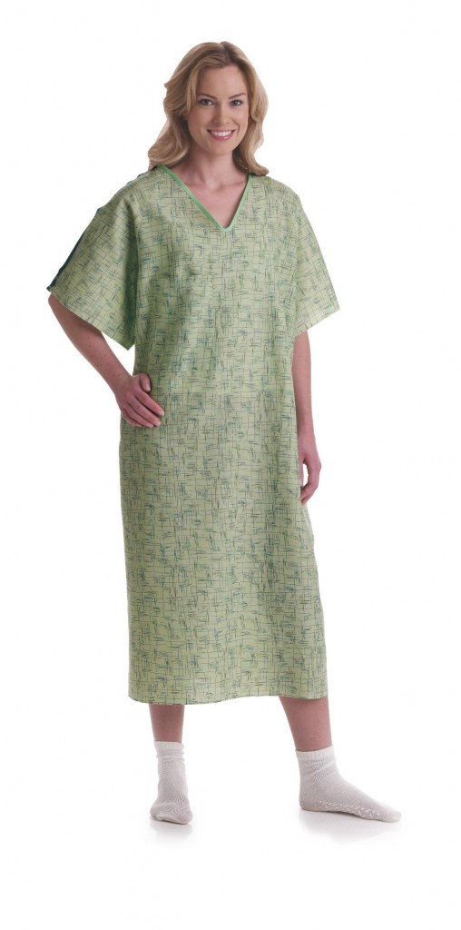 Traditional IV Gowns
